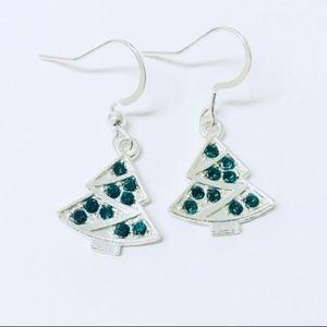 Jewelry - Christmas Tree Earrings